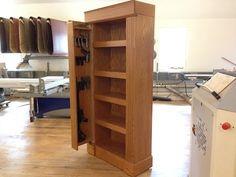 QLine SafeGuard Shelving System Single Bookcase $3800 ($750/Deposit) — QLine Design