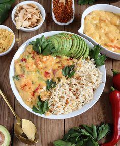 Zutaten für 2-3 Portionen / Ingredients for 2-3 servings: 250gr Reis /rice Für das Curry: 1/2 EL Kokosöl / 1/2 tbsp coconut Oil 1-2Zehen Knoblauch / garlic 1 große Zwiebel / big onion 1Stück Ing…