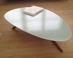 Design Tafels - Rond, Ovaal of Salontafel