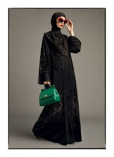 The Cultured Twists Behind Dolce and Gabbana New Abayas | Vogue Arabia
