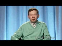 (1) Eckhart tolle - wake up for who you are - YouTube