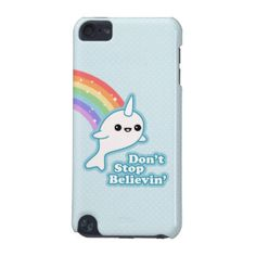 Don't Stop Believin' iPod Touch (5th Generation) Case