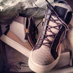 Giuseppe Zanotti sneakers,you worth it. http://url.ms/7361t