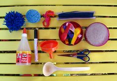 Knautschgesichter aus Luftballons Kindergarten, Stage, Mint, Balloons, Play Dough, Bricolage, Summer, Projects, Creative