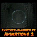 Punches-Slashes FX Animations Part 2 by AlexRedfish.deviantart.com on @deviantART