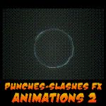 Punches-Slashes FX Animations Part 2 by AlexRedfish.deviantart.com on @deviantART