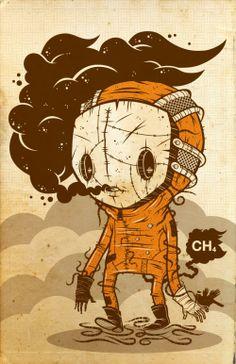 monstrous character illustration (6)