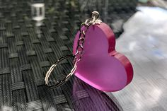 Made to Order Gifts and Accessories by ResinKitchen on Etsy Angel Bespoke, Jewelry Gifts, Unique Jewelry, Jewellery, Heart Keyring, Handmade Items, Handmade Gifts, Wet And Dry, Love Heart