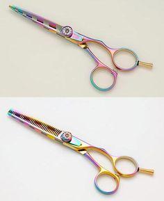 rainbow shears.too cute!