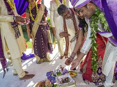 indian wedding traditions ceremony http://maharaniweddings.com/gallery/photo/11913