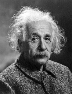 Albert Einstein, Photographer: Arthur Sasse.