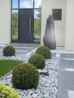 jardin avec ardoise - Recherche Google