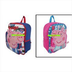 77c4d54ec8 Despicable Me Minion Cute Children kids peppa pigs school bags backpack My  Minion