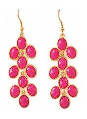 St. Tropez Earrings  statement jewelry