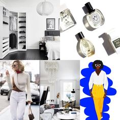 Today's Readables feature chic IKEA organization, small space decorating ideas straight from Pinterest, spring's best fragrances, safety tips every woman should know, dream fashion collaborations we wish would happen, 8 ways to make an outfit fast, street styles and how to wear them, Pat McGrath's shiny new beauty product, and meet the sisters responsible for Urban Bush Babies http://thereclaimed.blogspot.com/2016/03/reclaimed-readables-march-10th.html