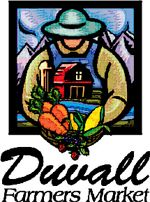 Duvall Farmers Market ~ a fairly new and growing Thursday Market.  Wonderful vendors, community and good cheer abound