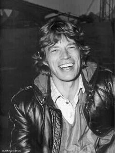 Mick Another Great Smile