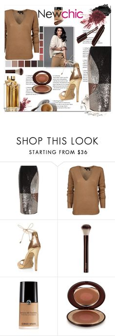 """""""Cashmere & Steel"""" by tonituff ❤ liked on Polyvore featuring Tom Ford, Theory, Urban Decay, Dorothy Perkins, Prada, Charlotte Tilbury and Hourglass Cosmetics"""