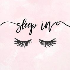Having lashes is amazing for many reasons... but this has to be one of the best!