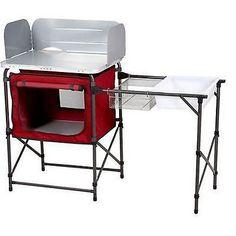 Portable Folding Camp Kitchen