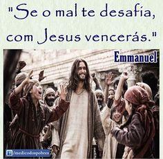 Com Jesus vencerás