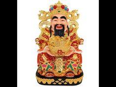 cai shen dios de la riqueza chino