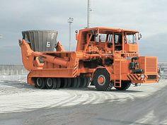 KAMAG - slag pot transporter