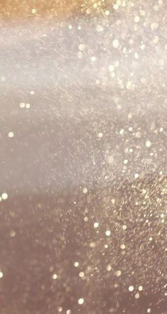 Glitter snow and rain fall iPhone wallpaper #GlitterBackground