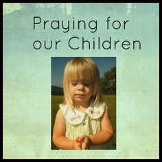 Second Chance to Dream: Praying for our Children