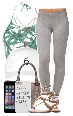"""I Love Drake So Much Its A Problem"" by ariangrant ❤ liked on Polyvore featuring Motel, October's Very Own, Furla, Forever 21 and Valentino"