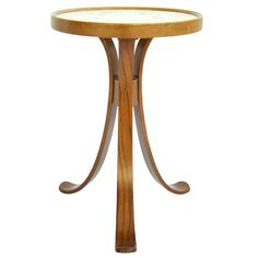 Edward Wormley End Table | From a unique collection of antique and modern side tables at http://www.1stdibs.com/furniture/tables/side-tables/