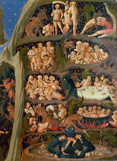 fra angelico the last judgement (detail), 1431-35