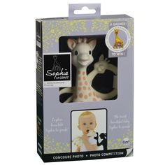 Love this Sophie la Girafe Teething Toy Set by Vulli on Toddler Gifts, Baby Gifts, Paint Meaning, Soothing Baby, Concours Photo, The Bonnie, Teething Toys, Boutique, Beautiful Babies