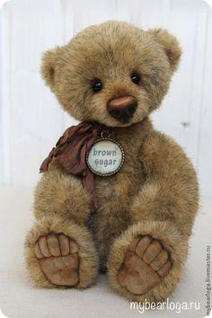 Brown Sugar by Elena Karmatskaya