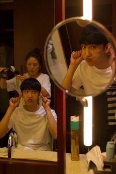 [@PJMMexicoFans]¿Las orejas de burro del Rey Jung Min?[31.01.13] fb.me/2o8TRtXUN