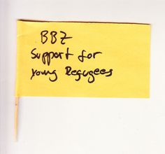 BBZ - Support for young refugees