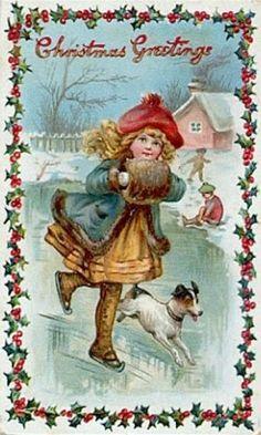 (cartoline Vittoriane)