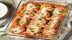 Perfect parmigiana aubergine in the oven Cyprus Food, Veggie Dishes, Bread Crumbs, Oven, Veggies, Stuffed Peppers, Baking, Cooking Ideas, Bakken
