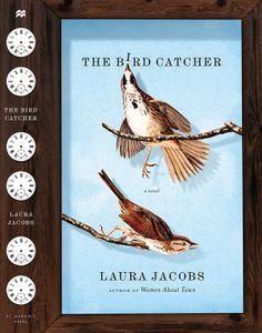 The Bird Catcher – cover design by Jason Ramirez