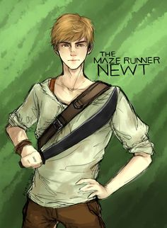 Newt by purinrin001