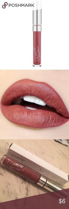 Details About Kylie Lip By Colourpop Cosmetics Lipstick