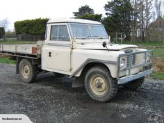 Land Rover Series 3 flat deck 1980 | Trade Me