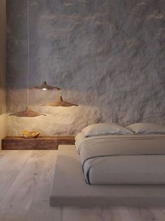 Cool 53 Simple And Minimalist Bedroom Design Ideas. More at https://trendyhomy.com/2018/06/08/53-simple-and-minimalist-bedroom-design-ideas/ #MinimalistDecorWood