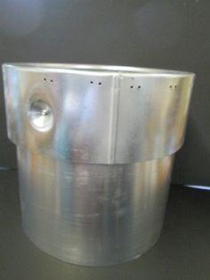 Selkirk Metalbestos 12 in B type Draft Hood Connector on ebay now