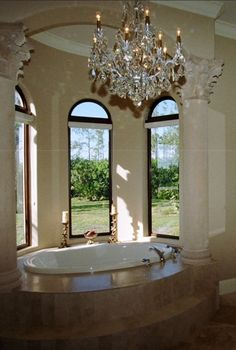 Luxury Bathrooms@tracypillarinos Houzz.com