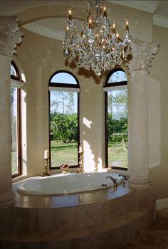 Luxury Bathrooms@tracypillarinos Houzz.com