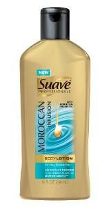 Suave Professionals Hand and Body Lotion, Moroccan Infusion 10 oz: Amazon.com