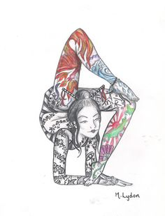 Tsukiko by Michaela Lydon The Night Circus