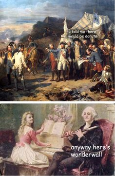 36 of The Best George Washington Memes - History Memes - - The sassiest president of the United States will make you laugh your butt off. The post 36 of The Best George Washington Memes appeared first on Gag Dad. Stupid Funny Memes, Funny Relatable Memes, Hilarious, Funny Stuff, Funny Things, Funny Quotes, Funny Humor, Awesome Stuff, Life Quotes