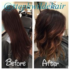 """""""I am so excited to share this amazing change!! The process to get something to look effortless is anything but. So worth the time and patience to get all…"""""""